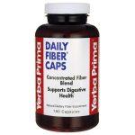 Yerba Prima Daily Fiber Caps 180 Caps Digestive Health and Fiber