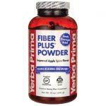 Yerba Prima Fiber Plus – Apple Spice 12 oz Powder Digestive Health and Fiber