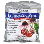 Zand Herbalozenge Echinacea Zinc – Very Cherry 15 Lozenges Immune Support