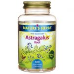 Nature's Herbs Astragalus Root 100 Veg Caps Immune Support