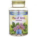 Nature's Herbs Pau d' Arco Innerbark 100 Caps Herbs and Supplements