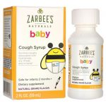 Zarbee's Baby Cough Syrup – Grape 2 fl oz Liquid Immune Support