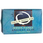 Zion Health Ancient Clay Natural Soap – Moon Dance 6 oz Bars