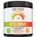 Zhou Keto Drive – Orange Mango 8.29 oz Powder Health and Weight Loss