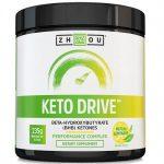 Zhou Keto Drive – Matcha Lemonade 8.29 oz Powder Health and Weight Loss